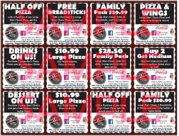 June 2017 Coupons